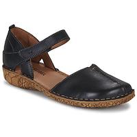 鞋子 女士 凉鞋 Josef Seibel ROSALIE 42 黑色