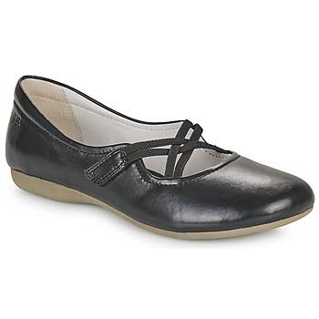 鞋子 女士 平底鞋 Josef Seibel FIONA 39 黑色