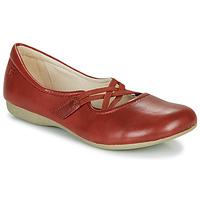 鞋子 女士 平底鞋 Josef Seibel FIONA 41 红色