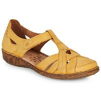 鞋子 女士 凉鞋 Josef Seibel ROSALIE 29 黄色