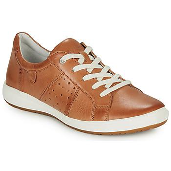 鞋子 女士 球鞋基本款 Josef Seibel CAREN 01 驼色