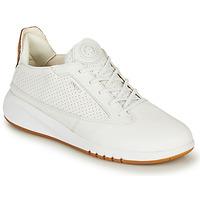 鞋子 女士 球鞋基本款 Geox 健乐士 D AERANTIS 白色