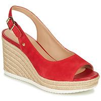 鞋子 女士 凉鞋 Geox 健乐士 D PONZA 红色
