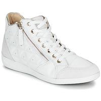 鞋子 女士 高帮鞋 Geox 健乐士 D MYRIA 白色