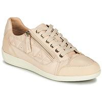 鞋子 女士 球鞋基本款 Geox 健乐士 D MYRIA 裸色 / 米色