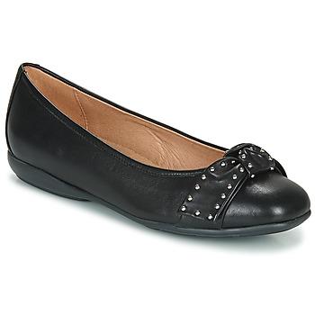 鞋子 女士 平底鞋 Geox 健乐士 D ANNYTAH 黑色