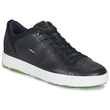 鞋子 男士 球鞋基本款 Geox 健乐士 U NEBULA Y 海蓝色