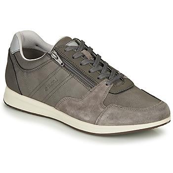 鞋子 男士 球鞋基本款 Geox 健乐士 U AVERY 灰色