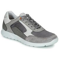 鞋子 男士 球鞋基本款 Geox 健乐士 U ERAST 灰色 / 白色 / 橙色