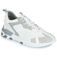 鞋子 男士 球鞋基本款 Geox 健乐士 U GRECALE 白色 / 灰色
