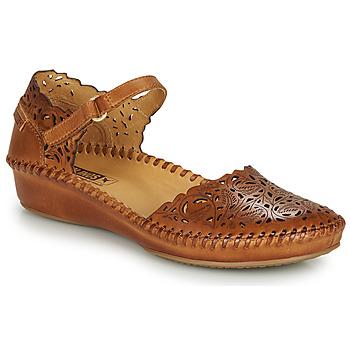 鞋子 女士 平底鞋 Pikolinos 派高雁 P. VALLARTA 655 棕色