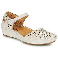 鞋子 女士 平底鞋 Pikolinos 派高雁 P. VALLARTA 655 白色