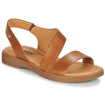 鞋子 女士 凉鞋 Pikolinos 派高雁 MORAIRA W4E 驼色