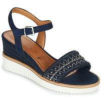 鞋子 女士 凉鞋 Tamaris ALIS 海蓝色