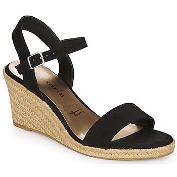 鞋子 女士 凉鞋 Tamaris LIVIAN 黑色