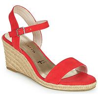 鞋子 女士 凉鞋 Tamaris LIVIA 红色