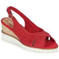 鞋子 女士 凉鞋 Tamaris  红色