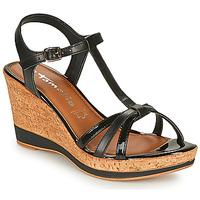 鞋子 女士 凉鞋 Tamaris VESILA 黑色