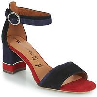 鞋子 女士 凉鞋 Tamaris DALINA 海蓝色 / 红色