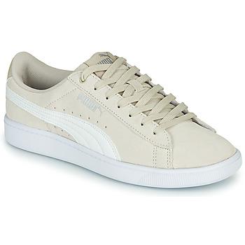 鞋子 女士 球鞋基本款 Puma 彪马 VIKKY V2 GR 灰色