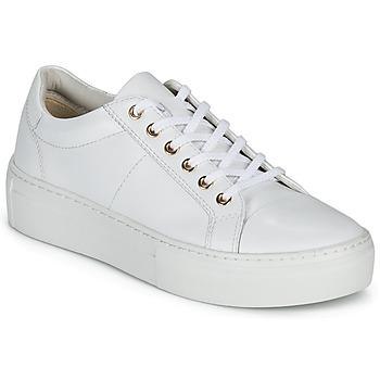 鞋子 女士 球鞋基本款 Vagabond ZOE PLATFORM 白色