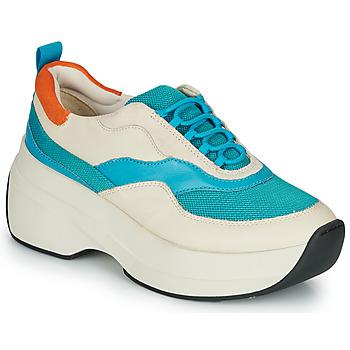鞋子 女士 球鞋基本款 Vagabond SPRINT 2.0 米色 / 蓝色