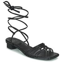 鞋子 女士 凉鞋 Vagabond ANNI 黑色