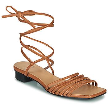 鞋子 女士 凉鞋 Vagabond ANNI 驼色