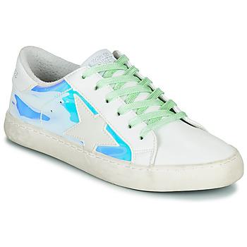 鞋子 女士 球鞋基本款 Le Temps des Cerises CITY 银灰色