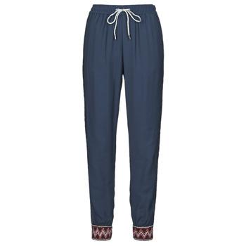 衣服 女士 女士阔腿裤/灯笼裤 Desigual ISABELLA 海蓝色