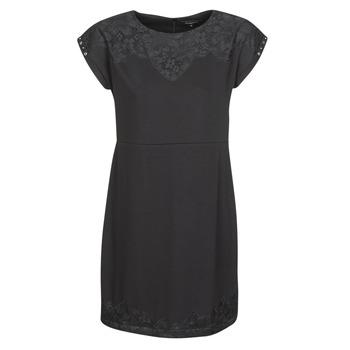 衣服 女士 短裙 Desigual BANQUET 黑色