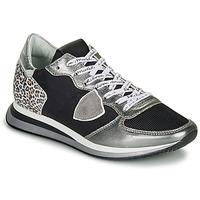 鞋子 女士 球鞋基本款 PHILIPPE MODEL TROPEZ X 黑色 / 银色