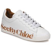 鞋子 女士 球鞋基本款 See by Chloé SB33125A 白色