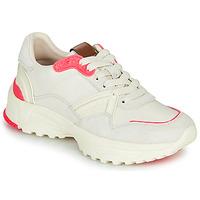 鞋子 女士 球鞋基本款 Coach C143 RUNNER 白色 / 玫瑰色