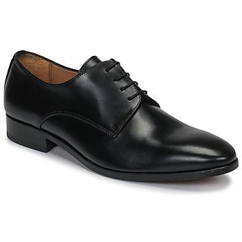 鞋子 男士 德比 Brett & Sons POLIFE 黑色