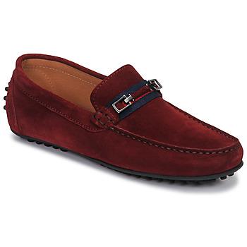鞋子 男士 皮便鞋 Brett & Sons FARICE 棕色 / 海蓝色
