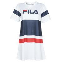 衣服 女士 短裙 Fila BASANTI 白色 / 海蓝色 / 红色