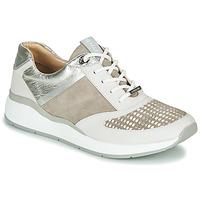 鞋子 女士 球鞋基本款 JB Martin 1KALIO 米色 / 白色 / 银灰色