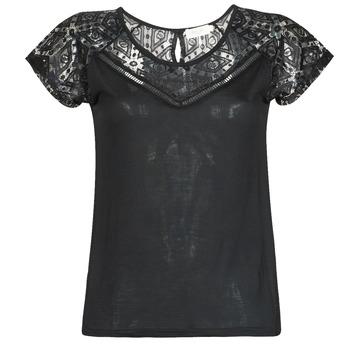 衣服 女士 短袖体恤 Deeluxe CLEA 黑色