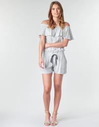 衣服 女士 连体衣/连体裤 Deeluxe FAYME 白色 / 蓝色