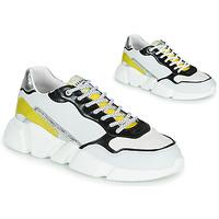 鞋子 女士 球鞋基本款 Serafini OREGON 白色 / 黑色 / 黄色