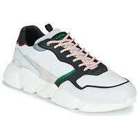 鞋子 男士 球鞋基本款 Serafini OREGON 白色 / 黑色