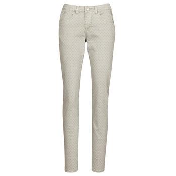 衣服 女士 多口袋裤子 Cream ANNIE 灰色