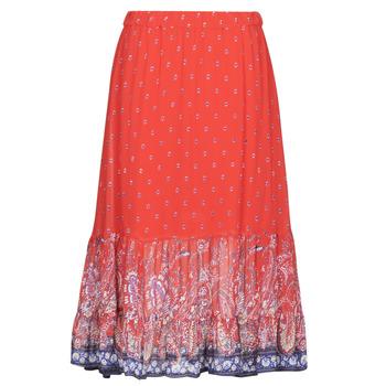 衣服 女士 半身裙 Cream NALITA 红色
