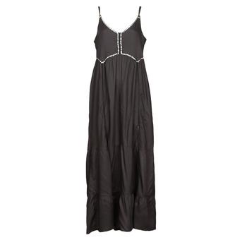 衣服 女士 长裙 Kaporal ANGEL 黑色
