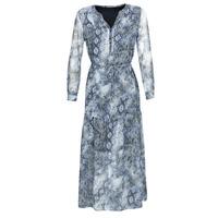 衣服 女士 长裙 Ikks BQ30285-45 蓝色
