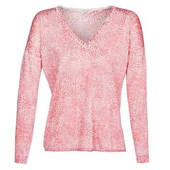 衣服 女士 羊毛衫 Ikks BQ18115-36 玫瑰色