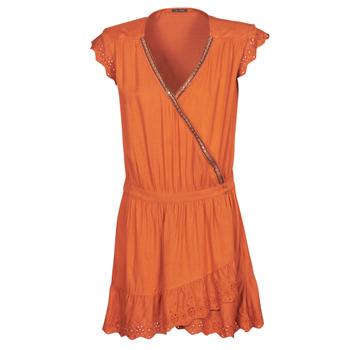 衣服 女士 短裙 Ikks BQ30155-75 橙色
