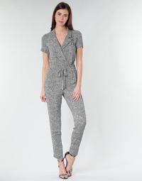 衣服 女士 连体衣/连体裤 Ikks BQ32045-03 黑色 / 白色