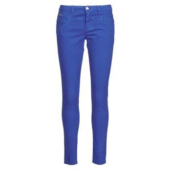 衣服 女士 多口袋裤子 One Step LE JUDY 蓝色
